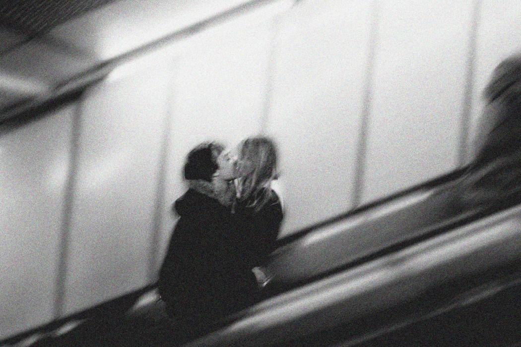Kuss beim 1. Date