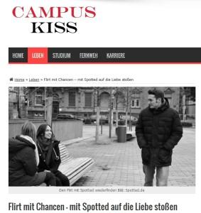 CampusKissFlirtmitspotted