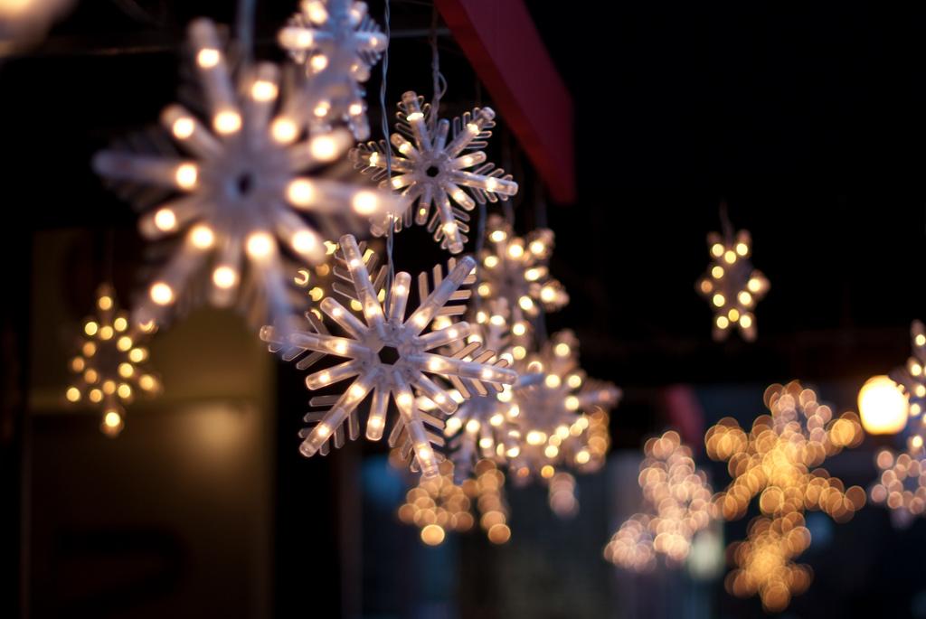 Weihnachtsbeleuchtung Zum Stecken.Die Romantische Weihnachtsbeleuchtung Und Die Singles Heels Herz